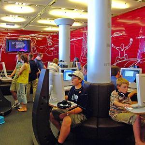 Интернет-кафе Каратобе