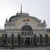 Железнодорожные вокзалы в Каратобе